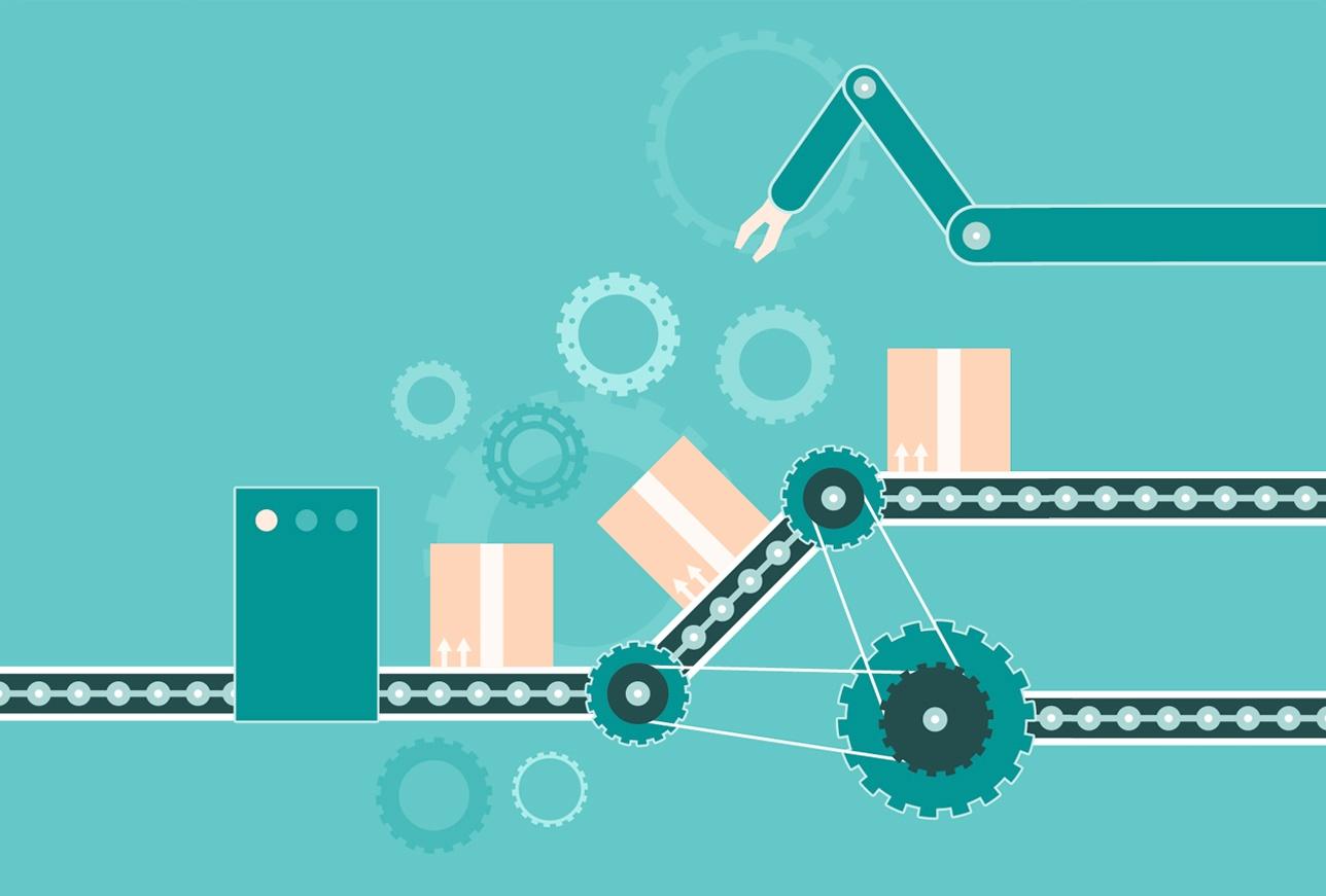 Problemas de producción y productividad en una empresa industrial