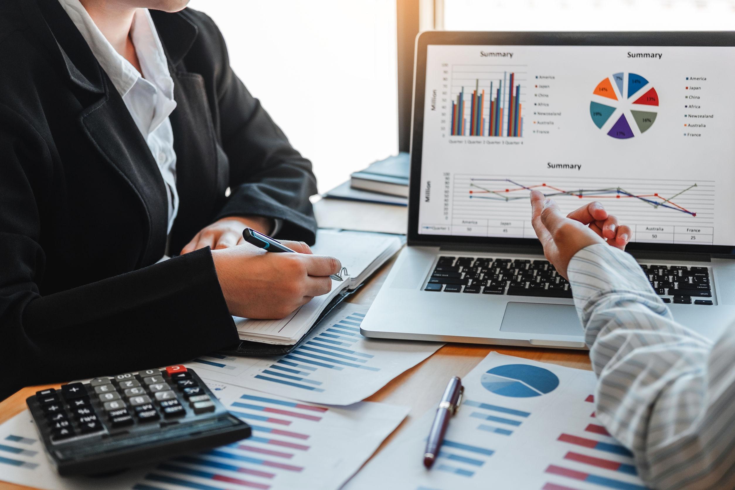 presupuestos y cuadro de mandos